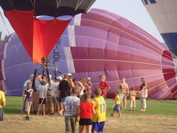 """Фестиваль воздушных шаров """"Воздушное братство 2011"""" пройдет в Тернополе"""