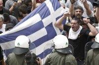 В Греции отменили все авиарейсы из-за забастовки
