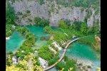 Плитвицкие озера в Хорватии. Фото и расположение на карте